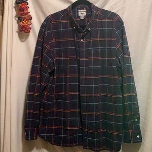 Men's Old Navy 100% cotton Dress Shirt. Excellent